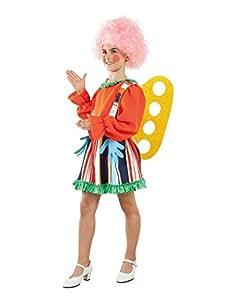 f290321c1 DISBACANAL Disfraz de muñeca de Cuerda para niña - Único, 6 años ...