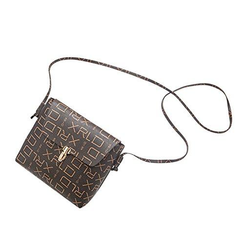 sac bandoulière Symboat à femme brune pour 6P88xnwqg