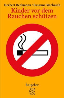 Kinder vor dem Rauchen schützen