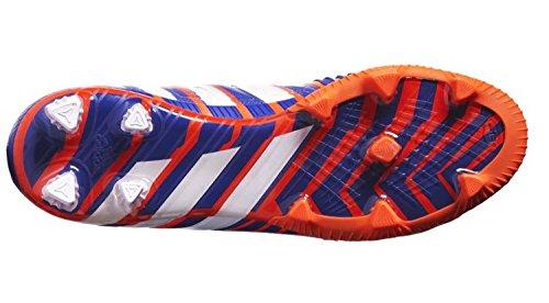 Bacchetta Da Calcio Adidas Predator Instinct Fg (rosso Solare, Viola) Sz. 7.5