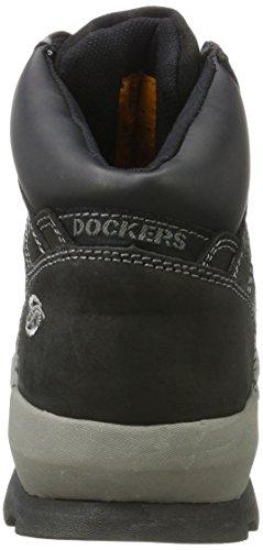 Dockers by Gerli Herren 39or003-402100 Desert Boots Schwarz (Schwarz)