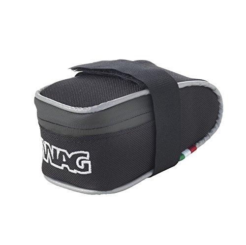 Wag Satteltasche Corsa Cordura kratzfest schwarz Reflex (Taschen Schabracke)/Saddle Bag Corsa Cordura Anti-Scratch Black Reflex (Wing Case)
