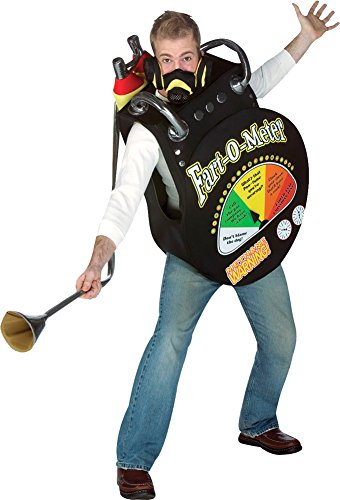 Halloween Costumes Item - Fart O Meter - Fart O Meter Adult Costumes