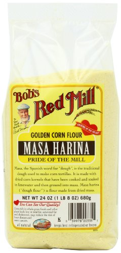 Bob's Red Mill Flour Corn Masa Harina, 24-ounces (Pack of4) (Corn Masa Flour compare prices)