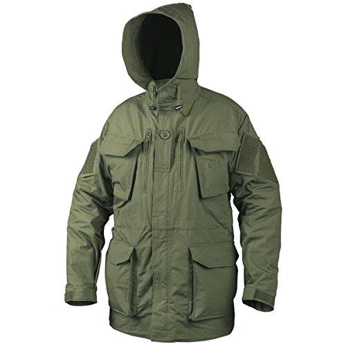 Helikon Men's Pcs Smock Olive Green Polycotton Ripstop Size 180/96