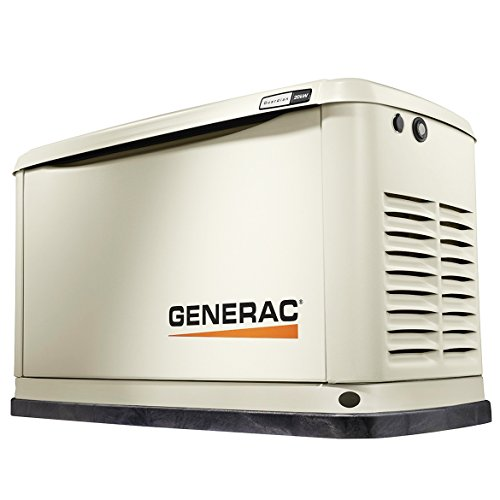 Generac 7040 Synergy 20kW/18kW Variable Speed Air Cooled Home Standby Generator with Whole House 200 Amp Service Entrance Rated Transfer Switch (not CUL)