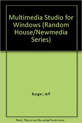 Multimedia Studio for Windows (Random House/Newmedia Series)