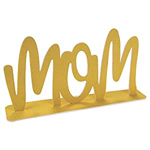 MOTHERS DAY MOM CENTERPIECE – Party Decor – 1 Piece