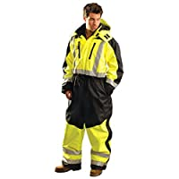 Haynesville Stay Warm - Speed Collection Premium Cold Weather Coverall - Class 3 - Built for Work - Medium
