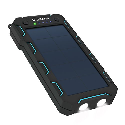 Ultralight Backpacking Solar Charger - 7