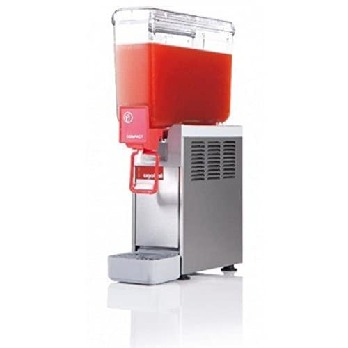 Distributeur de boissons froides 12 litres - L180 x P470 x H570 mm - UGOLINI