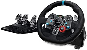 Logitech G29 Driving Force Racing Wheel For PS4