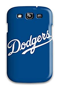 Shock-dirt Proof Los Angeles Dodgers Case Cover For Galaxy S3