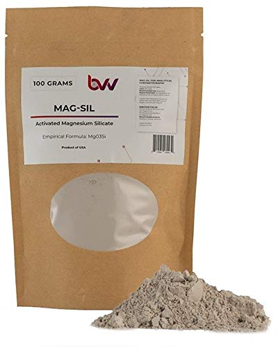 BVV MAG-SIL Adsorbent for Chromatography- 100 Gram Bag by BEST VALUE VACS