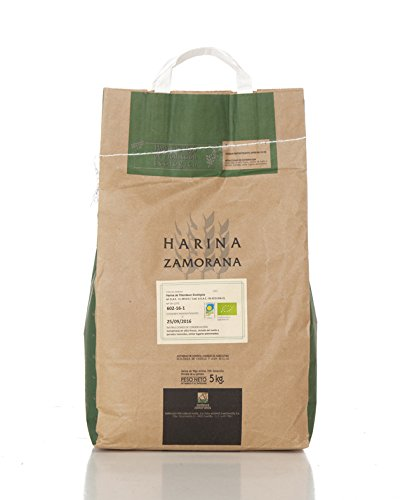 Harina de Tritordeum Ecológica Blanca 5 kg: Amazon.es: Alimentación ...
