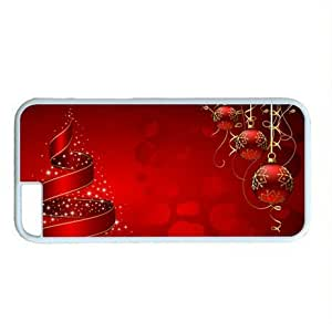 "Lilyshouse Christmas Accessories 004 Hard Shell with White Edges Cover Case for Iphone 6(4.7"")"