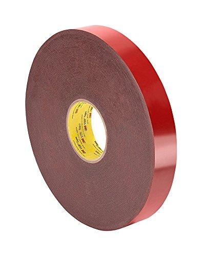 3M VHB Tape 4611, 2 in width x 36 yd length, 1 roll
