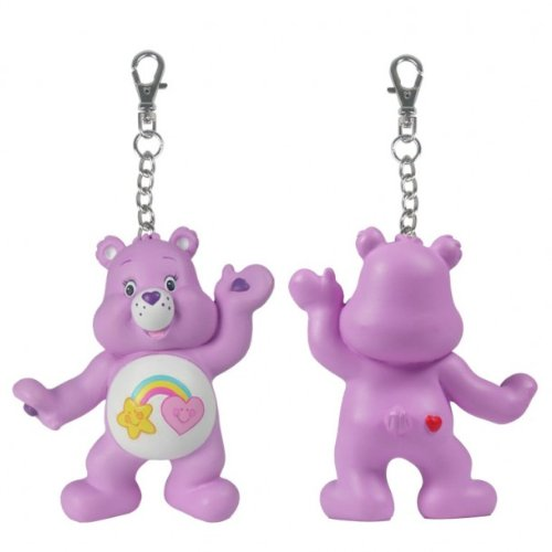 Care bears: Share A Bear Series 2 - Purple Best Friend Bear says Hi Clip