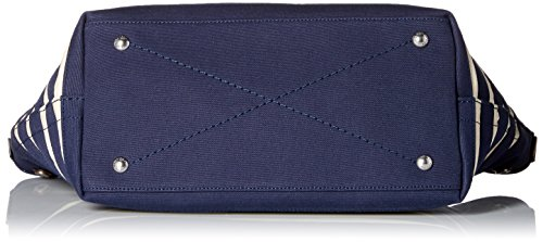 Marc by Marc Jacobs ST Tropez Tote Bag, New Prussian Blue/Ecru, One Size by Marc by Marc Jacobs (Image #4)