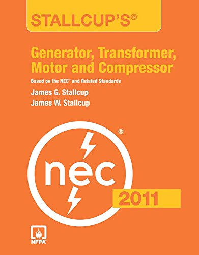 Stallcup's® Generator, Transformer, Motor and Compressor, 2011 Edition