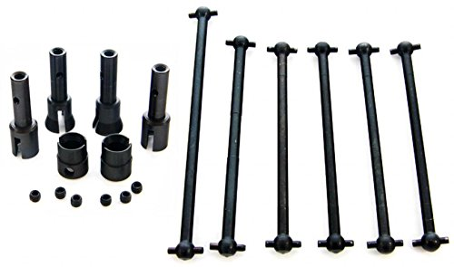 Kyosho Inferno GT2 Nitro Front, Rear & Center DRIVE SHAFTS, AXLES & JOINT CUPS ()