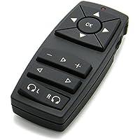 BMW Rear Entertainment DVD Remote Control (FCC ID: CWTWZ1U111 / P/N: 9 179 842)