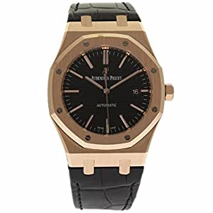 Audemars Piguet Royal Oak swiss-automatic mens Watch 15400OR.OO.D002CR.01 (Certified Pre-owned)