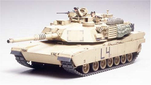 Tamiya M1A2 Abrams Main Battle Tank