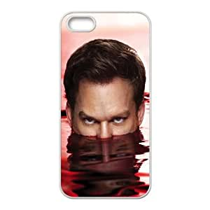 iPhone 5 5s Cell Phone Case White Dexter Blood RNJ Personalized Cell Phone Case Fashion