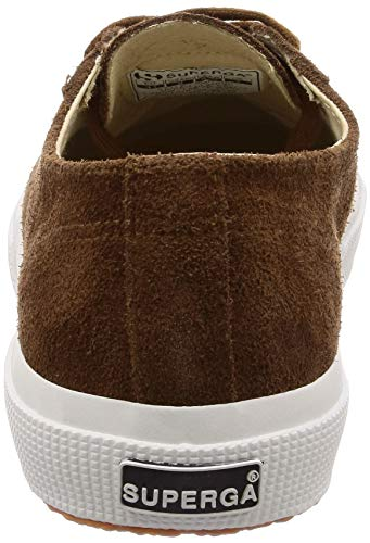 brown Baskets Mixte 2750 Adulte Coffee sueu 662 Marron Superga 4qgwSpp