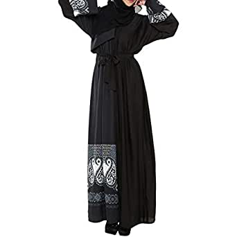 Arabeska Multi Color Casual Abaya For Women