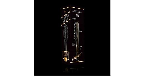 aire Beauty Ionic Straightening Brush - Cepillo alisador - garantía de 3 años: Amazon.es: Salud y cuidado personal