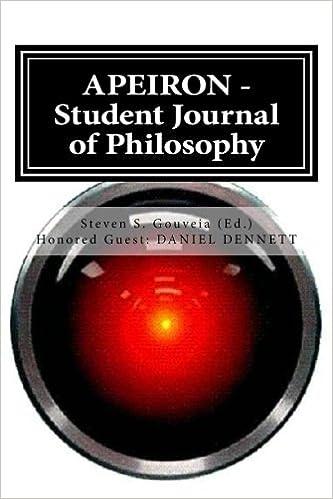 APEIRON - Revista Filosófica dos Alunos da Universidade do ...