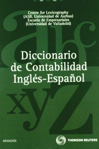 Descargar Libro Diccionario De Contabilidad Inglés-español Pedro Fuertes Olivera