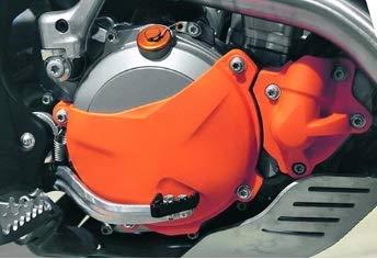 Protector de Tapa de Embrague para KTM EXC-F, SX y Freeride: Amazon.es: Coche y moto