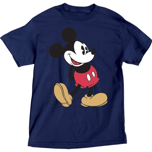 Mens Mickey Mouse Head to Toe Plus Size T Shirt (3X)