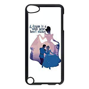 Ipod Touch 5 Phone Case Cover Cinderella CC7824