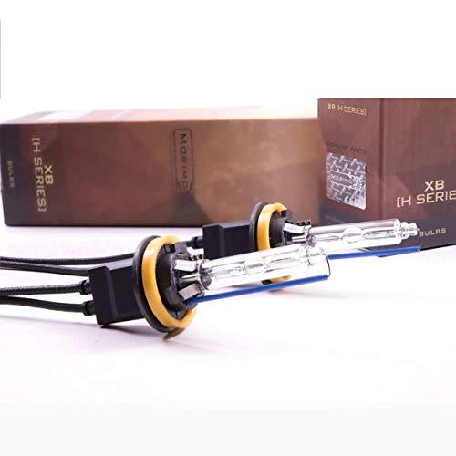H11B: Morimoto Single Beam XB HID Bulbs, 5500k