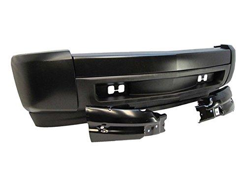 y Silverado 1500 Front bumper w/o fog lamps 7pcs ()