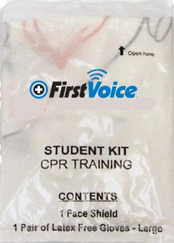 First Voice GFAT1 CPR Training Kit