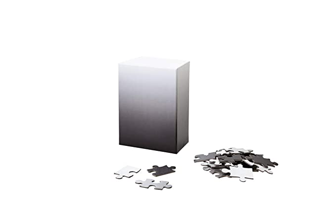Areaware Gradient Puzzle Small (Black/White) by Areaware