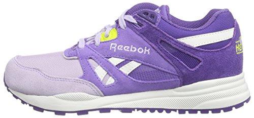 Reebok Ventilator, Sneakers da Donna, Viola (sprtviolet/luchorchid/purpleglw/hypergreenpop), 35.5