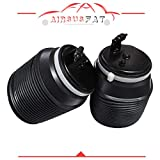 AIRSUSFAT Pair New Rear Right Left Air Spring for