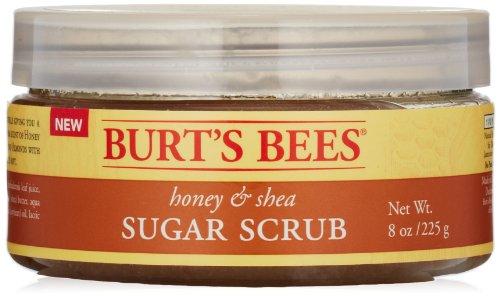 oney and Shea Sugar Scrub, 8 Ounce (Burts Bees Sugar Scrub)