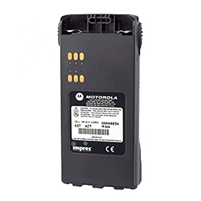 Motorola Original OEM HNN4003 HNN4003BR Li-Ion 7.4V, 2500mAh Impres Battery from Motorola