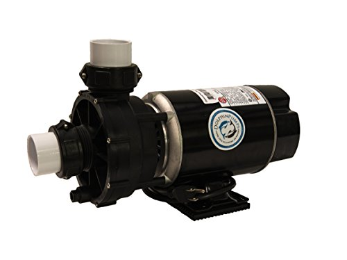 [Dolphin Diamond Aqua Sea 7450 Type 3 Marine/Reef/Abrasive Water Seal External Water Pump] (Aqua Sea Pump)