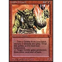 Magic: the Gathering - Goblin Wizard - The Dark