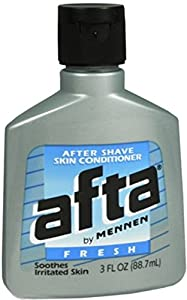 Afta After Shave Skin Conditioner Fresh 3 oz