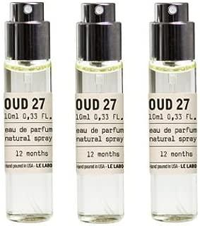 product image for Oud 27 Travel Tube Eau De Parfum Refill Kit