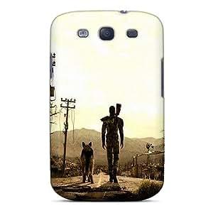 New Alone Tpu Case Cover, Anti-scratch CaseFactory Phone Case For Galaxy S3